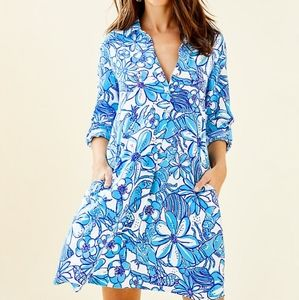 NWT Lilly Pulitzer Lillith Tunic Dress I S…